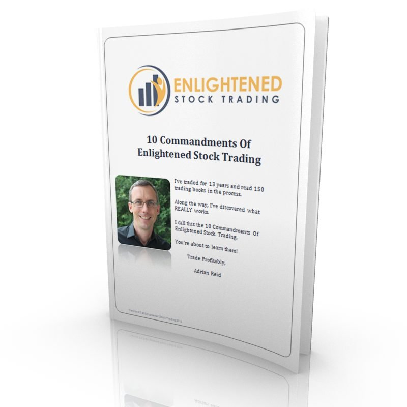 10 Commandments Of Enlightened Stock Trading - Learn Stock Trading