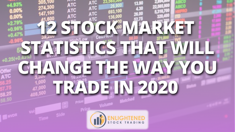 12 Stock Market Statistics That Will Change the Way You Trade in 2020