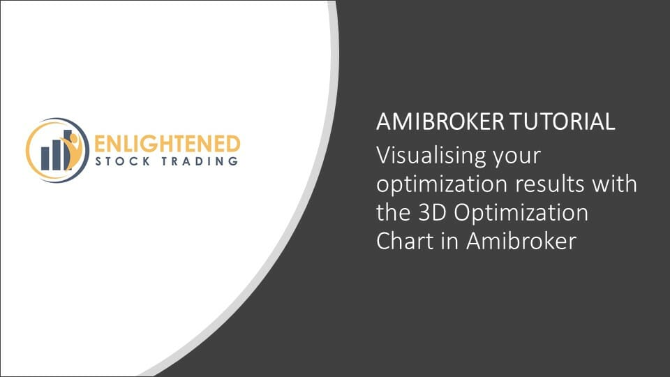Visualise Amibroker Optimization Results – 3D Optimization Chart