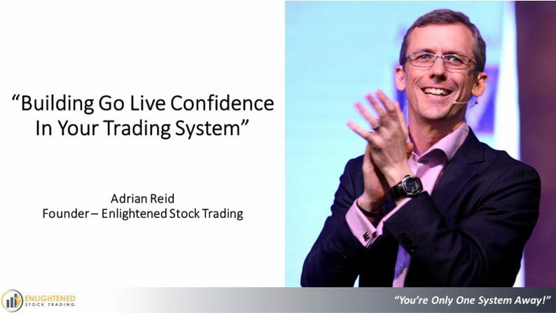 How To Build Confidence for Your Stock Trading System