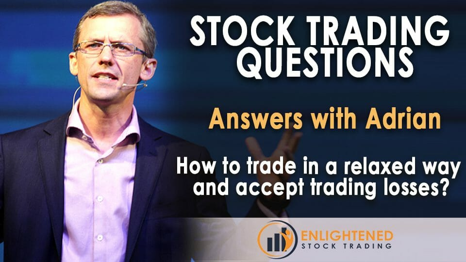 How To Accept Trading Losses | Learn Stock Trading