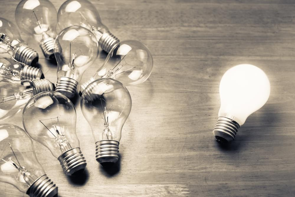 Lightbulbs---think-differently