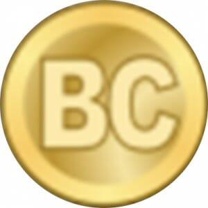 Bitcoin Logo version 1