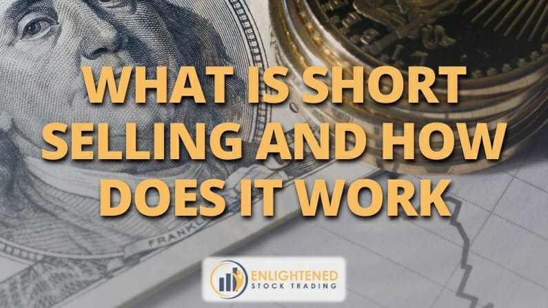 How short selling a stock works & how you can profit from it!