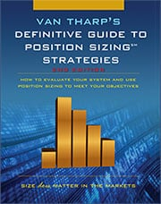 Definitive Guide To Position Sizing Strategies - Van Tharp